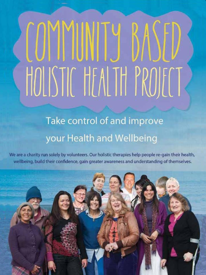 holistic health project poster